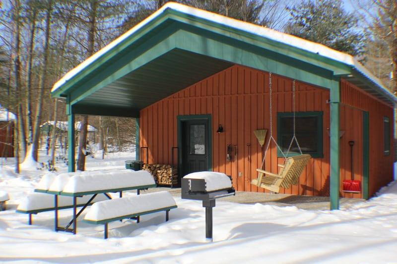 Cabin 8 Wapiti Woods Guest Cabins